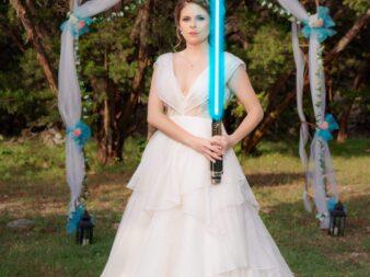 Bride holing light sabor